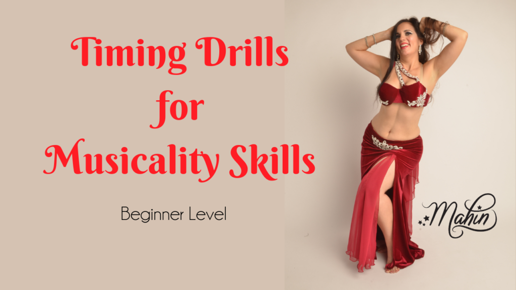Timing Drills for Musicality Skills