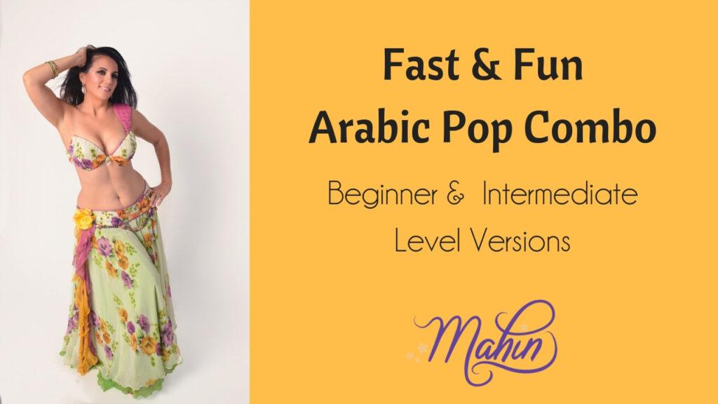 Fast & Fun Arabic Combo – One Hour Intermediate Level Class